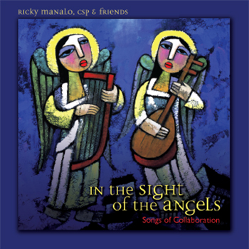 In the Sight of the Angels cover