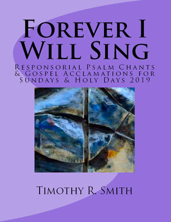 Cover: Forever I Will Sing