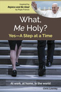 What, Me Holy? cover