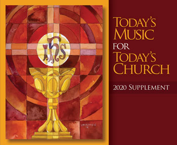 Today's Music for Today's Church 2020 Supplement