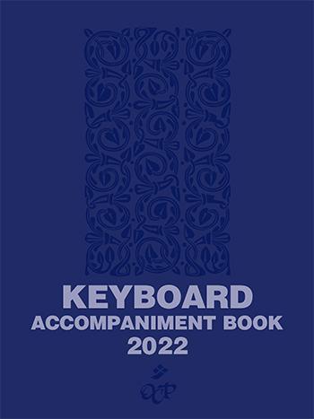 Keyboard Accompaniment Book 2022