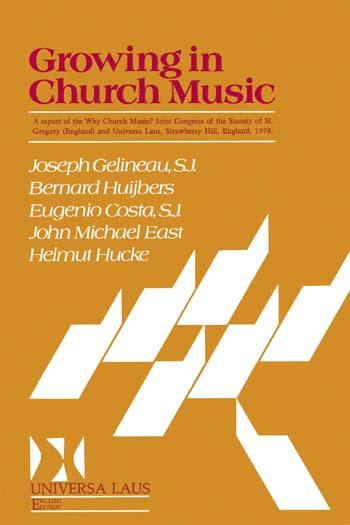 Growing in Church Music