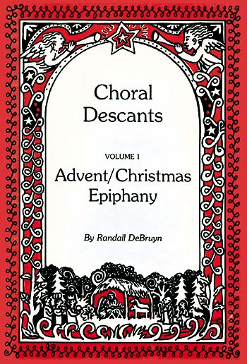 Choral Descants Vol. 1, 2 and 6