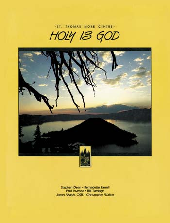 Holy Is God [Keyboard / Guitar Songbook]