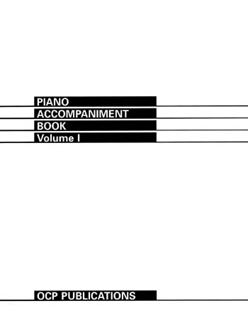 Piano Accompaniment Book 1