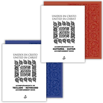 Unidos en Cristo/United in Christ Accompaniment Books