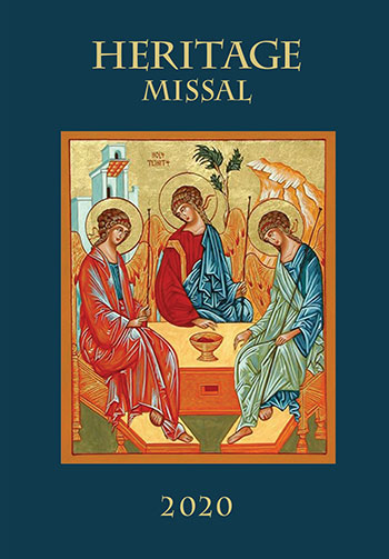 Heritage Missal cover