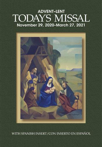 Today's Missal con Inserto en Español