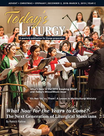 Todays Liturgy Magazine