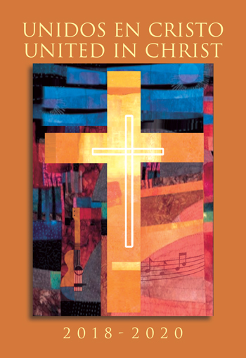 Cover: for Unidos en Cristo/United in Christ Accompaniments 2018-2020